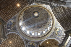 St. Peter S Basilica Royalty Free Stock Image