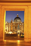 St. Peter's Basilica Royalty Free Stock Photography