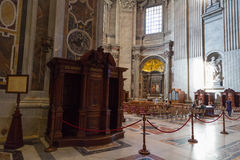 St Peter's Basilica Royalty Free Stock Images