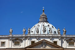 St. Peter's Basilica Stock Image