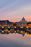 St. Peter\'s Basilica, Rome Royalty Free Stock Images