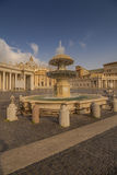 St Peter's Basilica Stock Photos