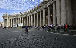 St Peter's Basilica, Vatican City Royalty Free Stock Photo