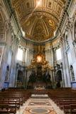 St. Peter's Basilica, Vatican, Italy Stock Photos