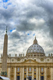 St. Peter's Basilica - Vatican Stock Photography