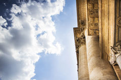 St Peter & x27; s-basilika Royaltyfri Bild