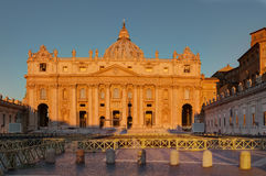 St. Peter's Cathedral Royalty Free Stock Photos