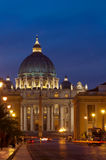 St Peter's Cathedral, Rome, Italy Royalty Free Stock Images