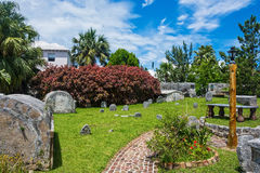 St Peter`s Cemetery Royalty Free Stock Photo