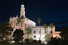 Free St. Peter S Church At Night Stock Images - 14303704