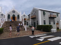 St. Peter's Church in Bermuda Stock Photography