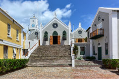 St. Peter's Church - Bermuda Royalty Free Stock Photography