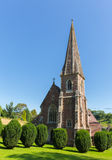 St Peter`s church Clearwell Forest of Dean West Gloucestershire England uk Royalty Free Stock Images