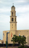 St. Peter's Church is a Franciscan Church in Jaffa Stock Photography