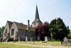St Peter's Church, Leckhampton, England Royalty Free Stock Photography