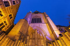 St. Peter's Church in Leuven Royalty Free Stock Photo