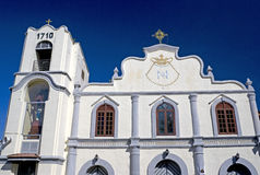 St. Peter's Church Malacca Royalty Free Stock Photography