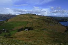 St Peter's Church, Martindale Royalty Free Stock Photos