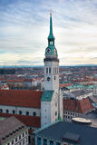 St. Peter's Church, Munich Royalty Free Stock Photos