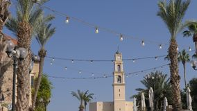 St. Peter`s Church in Old Jaffa Tel-Aviv-Yafo, Israel Stock Images