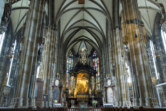 St. Peter's Church (Peterskirche) Royalty Free Stock Image