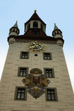 St. Peter`s Church Peterskirche in Munich Royalty Free Stock Photos