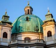St. Peter's Church (Peterskirche) Stock Photos