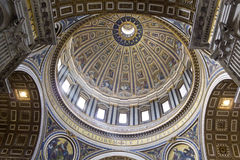 St Peter's Church, Rome, Italy Royalty Free Stock Photo