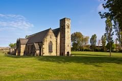 St Peter's Church in Sunderland Stock Photography