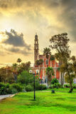 St. Peter's Church in Tel Aviv-Jaffa. Israel Stock Photography
