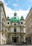 St. Peter's Church, Vienna Royalty Free Stock Images