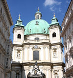 St. Peter's Church in Vienna, Austria Royalty Free Stock Photography