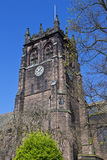 St. Peter's Church in Woolton, Liverpool Royalty Free Stock Image