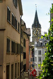 St. Peter's Church, Zurich Royalty Free Stock Photography