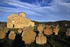 St Peter `s en de kerk van Paul `s, Novi Pazar royalty-vrije stock afbeeldingen