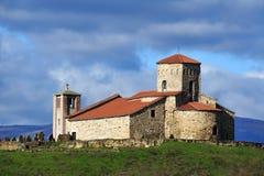 St Peter `s en de kerk van Paul `s, Novi Pazar Stock Afbeeldingen