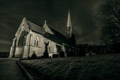 St Peter ' s-församlingkyrka Fotografering för Bildbyråer