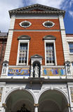 St. Peter's Italian Church in Clerkenwell, London. Royalty Free Stock Photos
