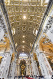 St. Peter's museum- Vatican Stock Photos