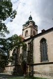 St. Peter's and Paul's Cathedral in Melnik Stock Photography
