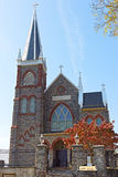 St. Peter`s Roman Catholic Church in Harpers Ferry, West Virginia, USA. Stock Image