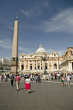St. Peter's Square Stock Photography