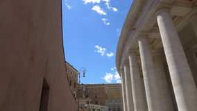 St. Peter's Square Stock Photos