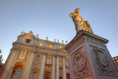 St. Peter's Square Royalty Free Stock Images
