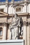 St Peter s Square Royalty Free Stock Photo