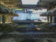 St Peter Seminary Cardross Royalty Free Stock Photos