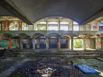St Peter Seminary Cardross Stock Images