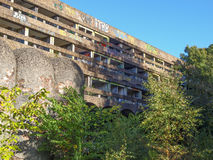 St Peter Seminary Cardross Royalty Free Stock Photo