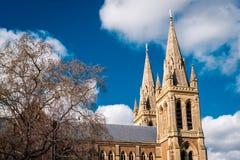 St Peter u. x27; s-Kathedrale in Adelaide Stockbilder