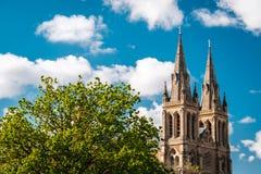 St Peter u. x27; s-Kathedrale in Adelaide Lizenzfreie Stockbilder